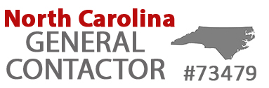 NC contractors license 2015